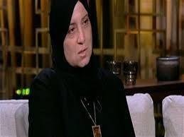 إيمان غريب، والدة الشهيد شريف عمر