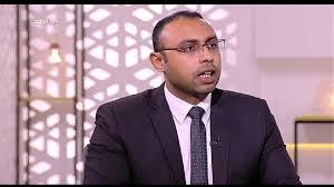 الدكتور علي الإدريسي عضو الجمعية المصرية للاقتصاد والتشريع