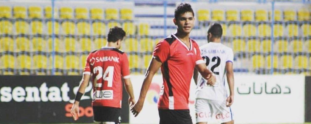 اللاعب فتحي عثمان