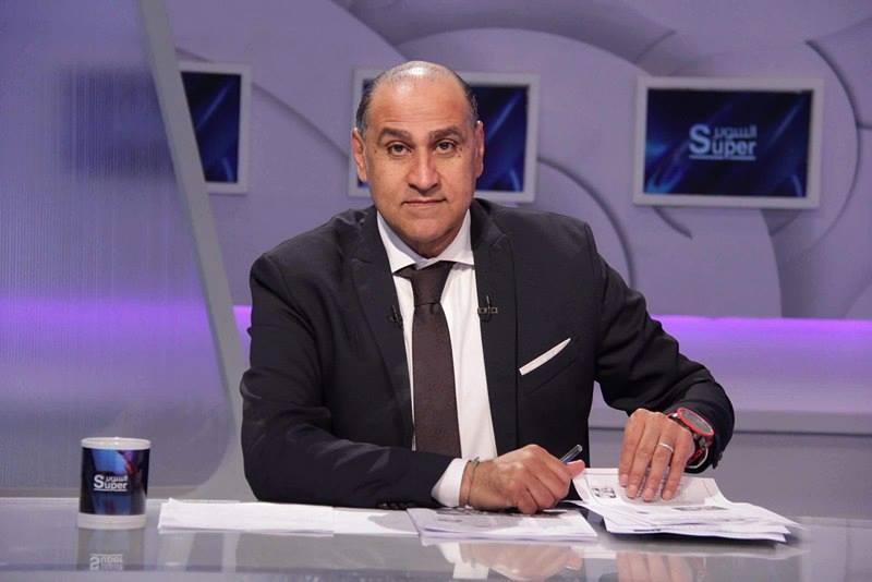 المحلل الرياضي خالد بيومي،