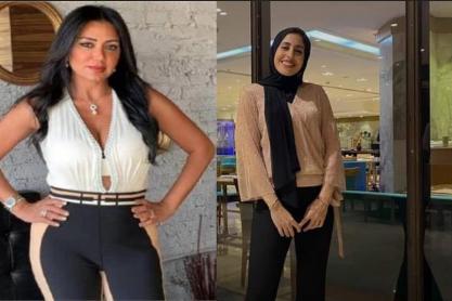 رانيا يوسف وفتاة المعادي