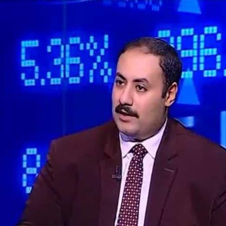 ريمون نبيل، خبير اسواق مال وعضو الجمعية المصرية للمحللين الفنيين،