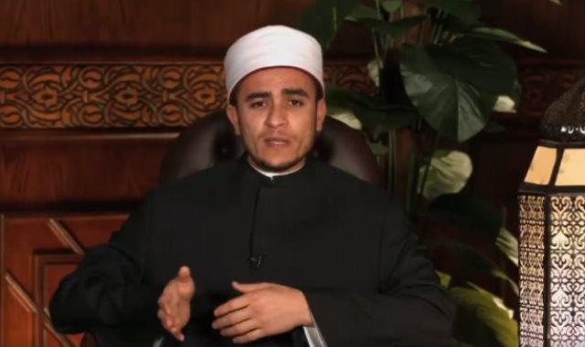 محمود شلبى أمين الفتوى بدار الإفتاء المصرية