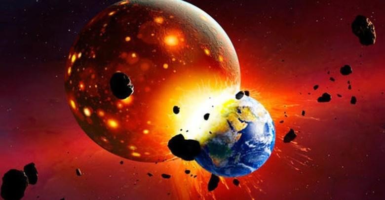تصادم الكواكب