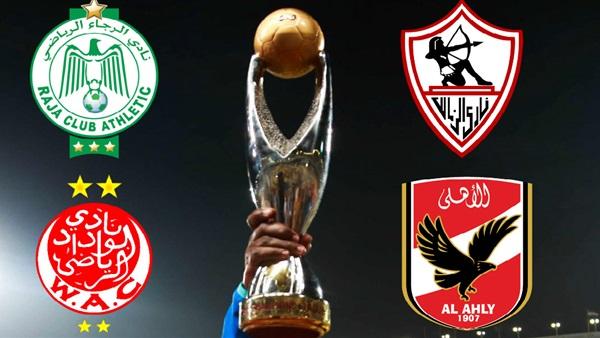نصف نهائي دوري أبطال إفريقيا
