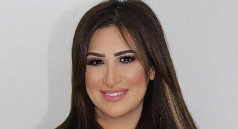 رئيسة الصحفيين البحرينية