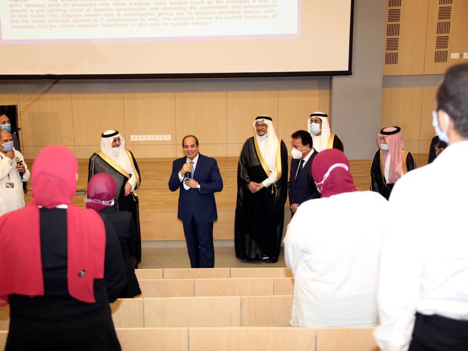 افتتاح جامعة الملك سلمان