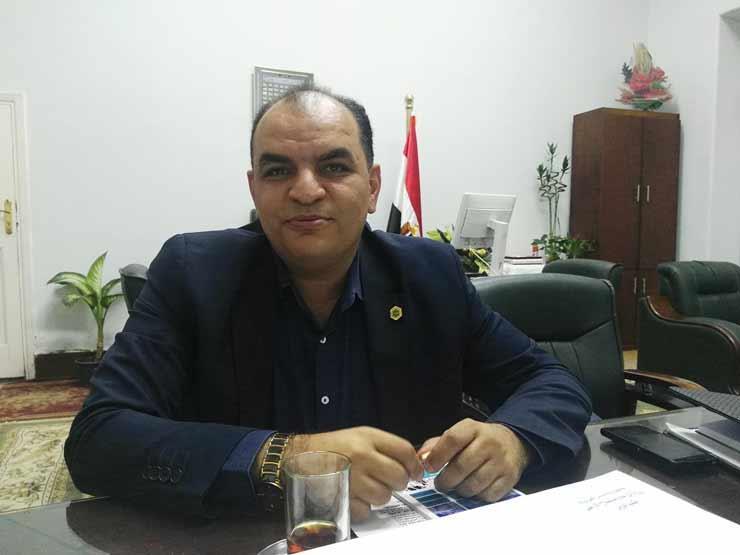 الدكتور أحمد العطار، رئيس الادارة المركزية للحجر الزراعي