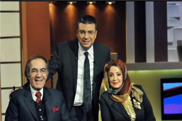 عمرو الليثي ومحمود ياسين