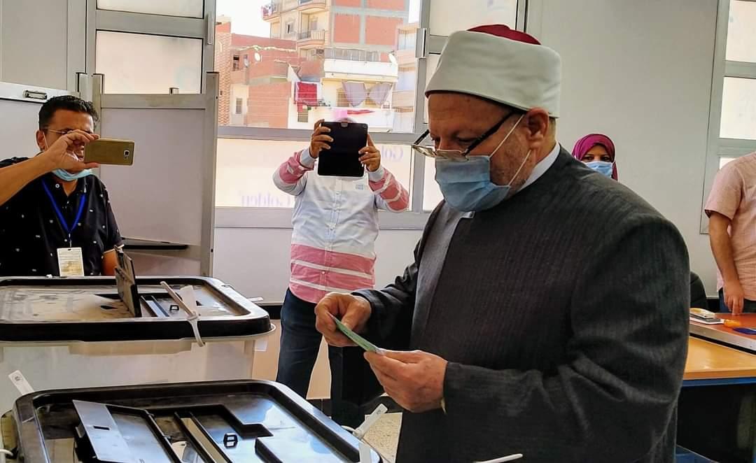 لدكتور شوقي علام - مفتي الجمهورية