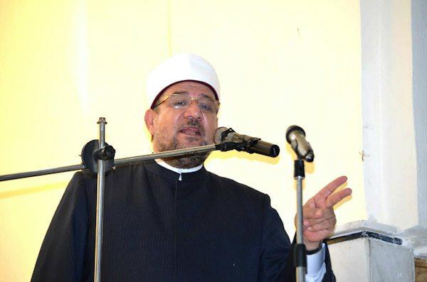 د محمد مختار جمعة وزير الأوقاف