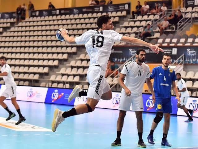 الأهلي يتعاقد مع لاعب طلائع الجيش لكرة اليد عمر سامي
