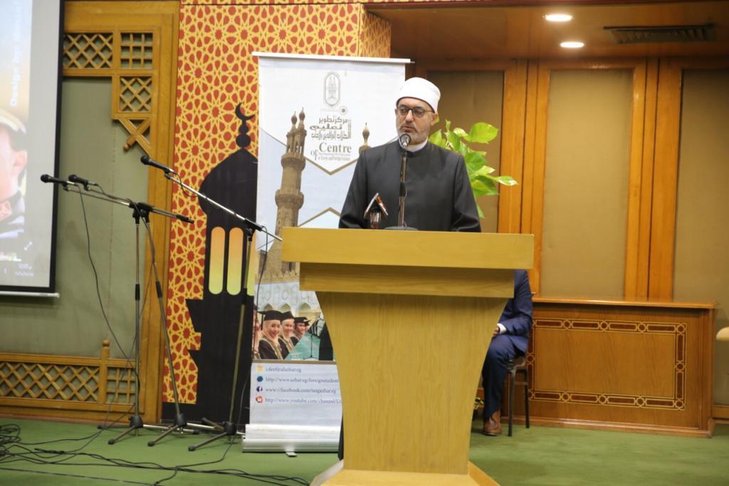 د نظير الدين عياد أمين عام مجمع البحوث الإسلامية