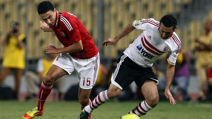 الأهلي والزمالك في دوري الأبطال 2012