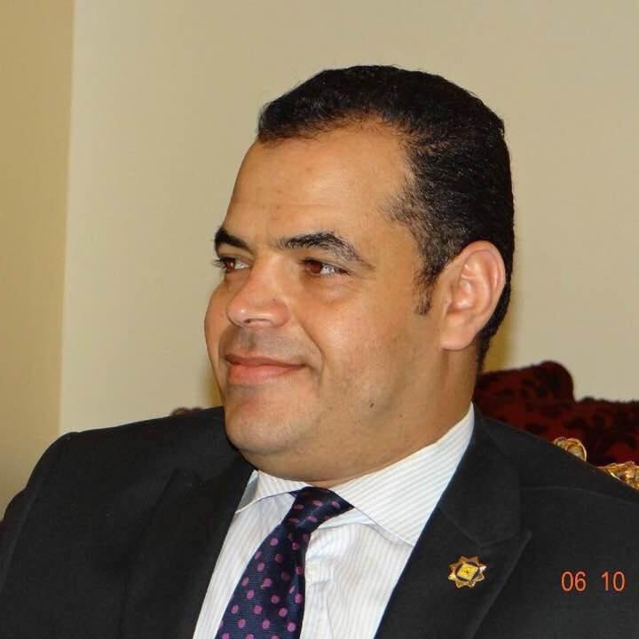 الإعلامي أيمن عدلي، عضو لجنة التدريب بنقابة الاعلاميين