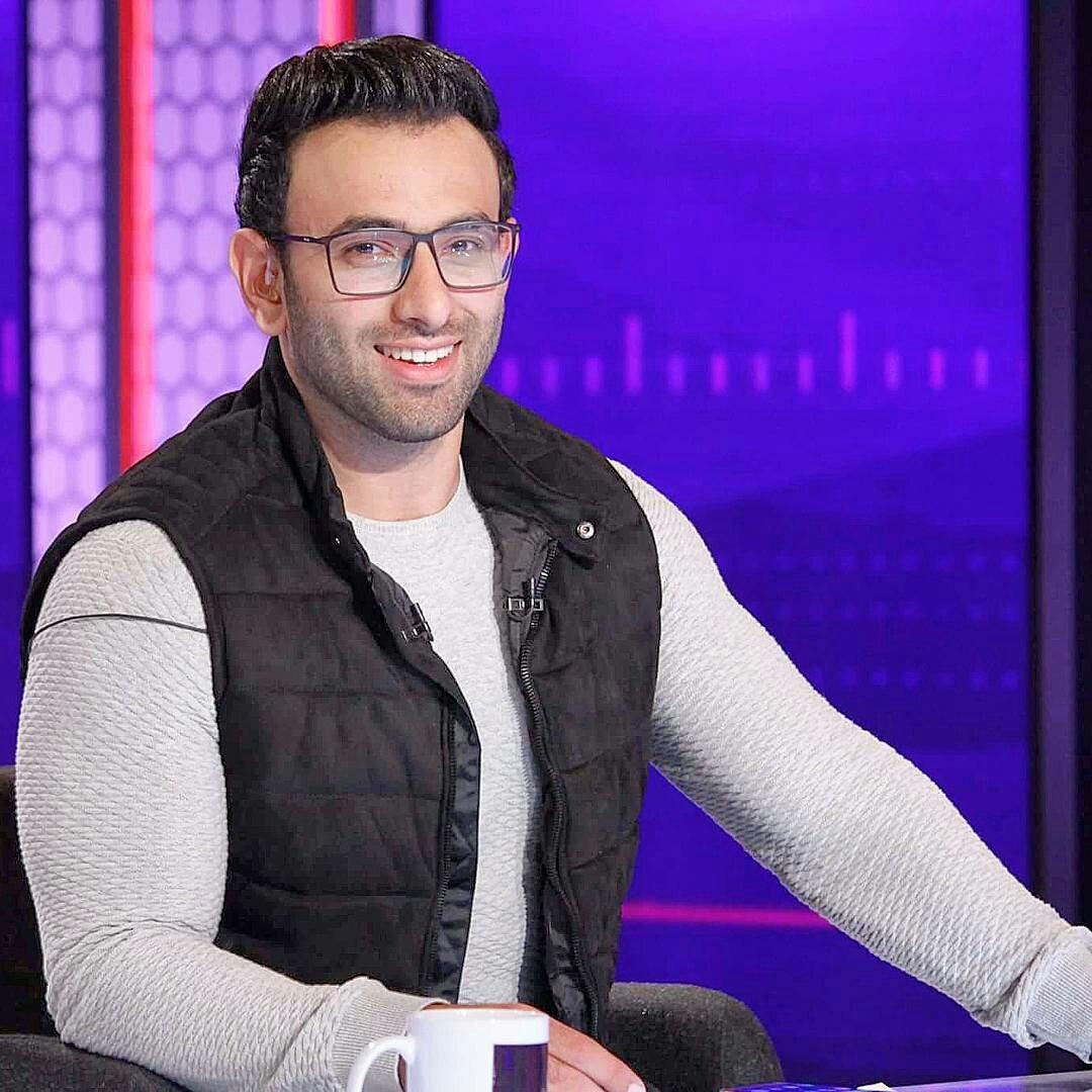 الإعلامي إبراهيم فايق