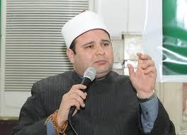 الشيخ حازم جلال إمام وخطيب بوزارة الأوقاف