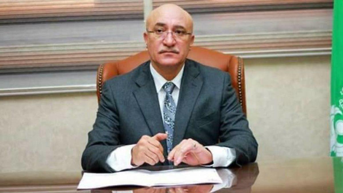 سمير حلبية رئيس نادي المصري