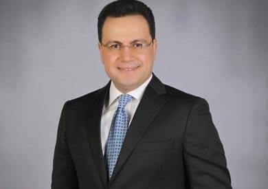 الإعلامي شريف فؤاد
