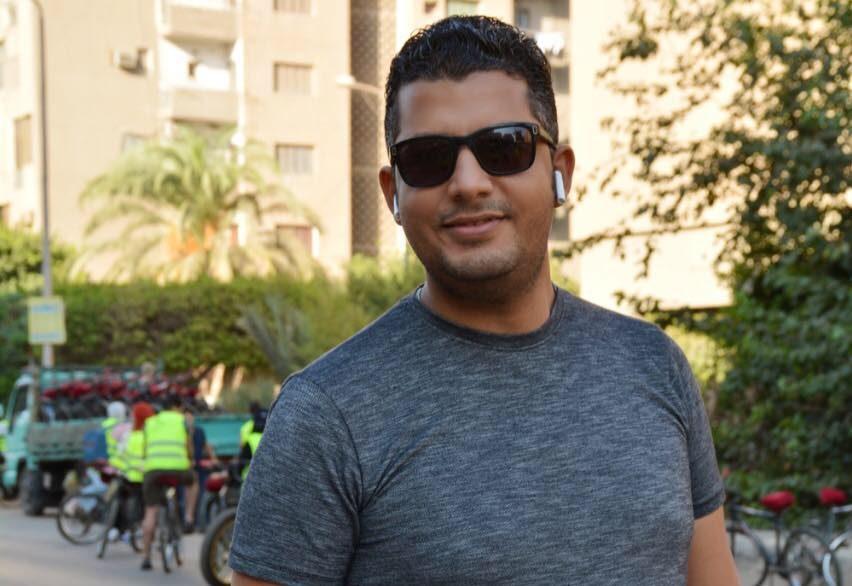 محمد ممدوح رئيس مجلس الشباب المصري