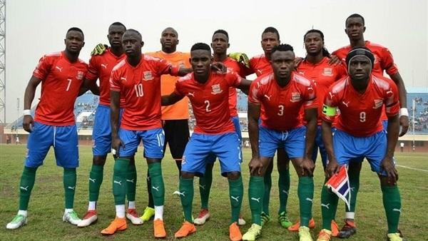 منتخب جامبيا