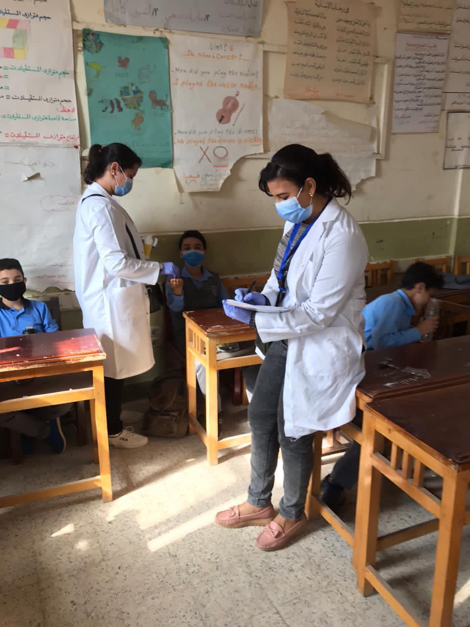 تجريع الطلاب بالمدارس