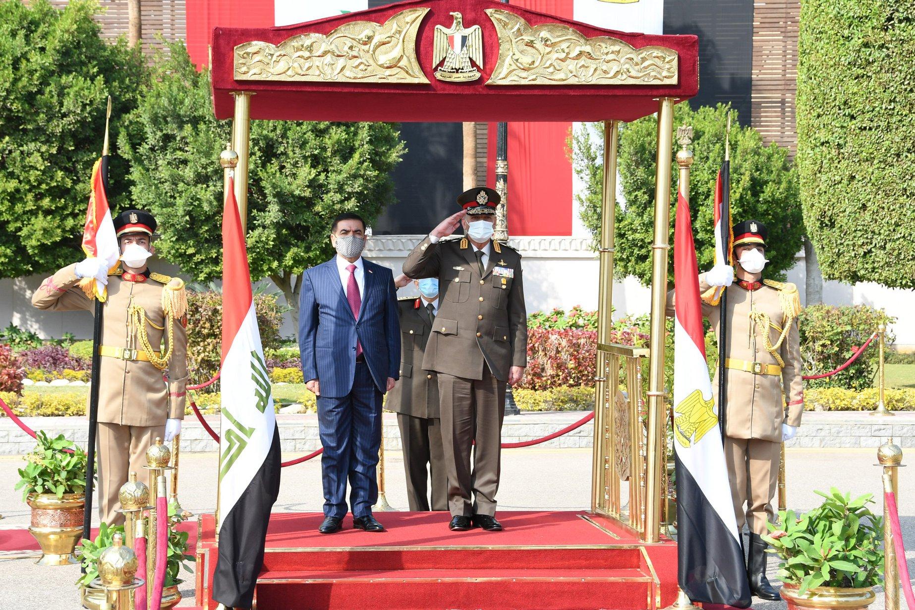 القائد الأعلى للقوات المسلحة