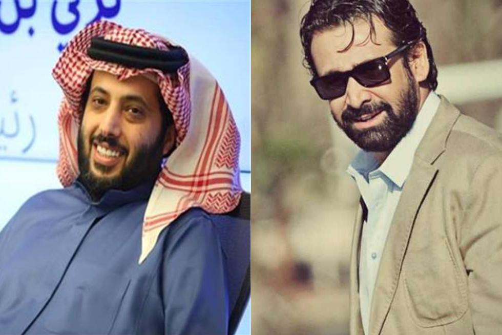 كريم عبدالعزيز وترك آل الشيخ