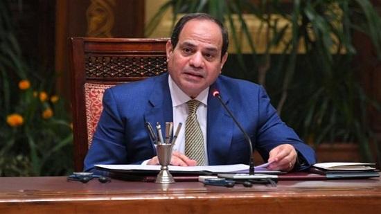 الرئيس عبد الفتاح السيسي،