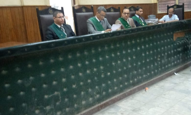 محكمة جنايات المنيا