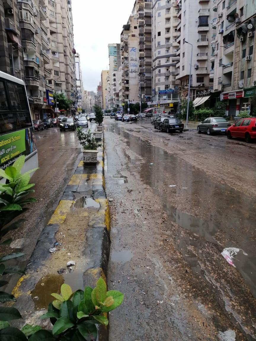 سقوط امطار