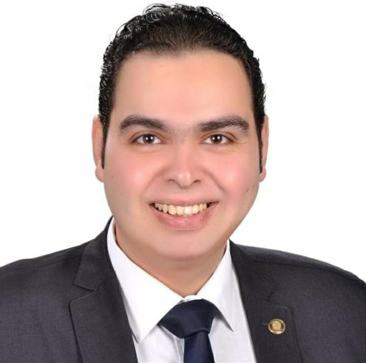مهندس كريم الكسار رئيس لجنة الرعاية الصحية