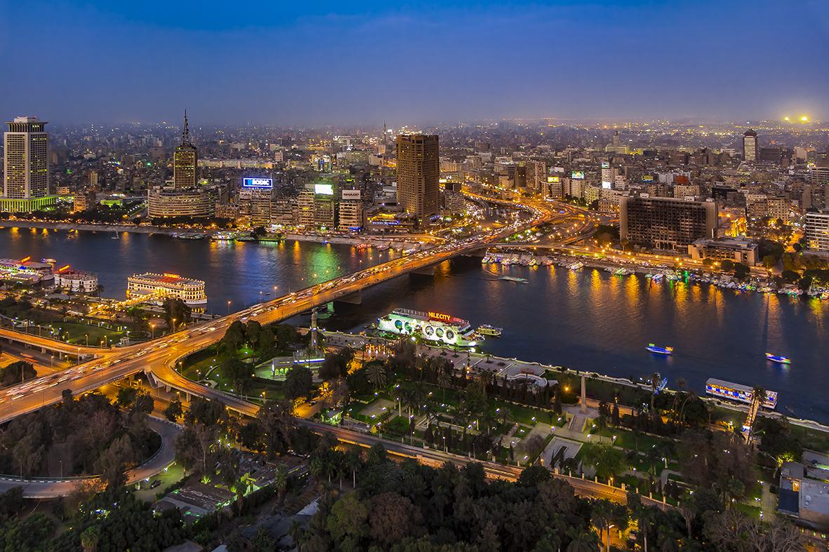 العمران في القاهرة
