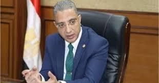 أحمد الأنصاري، محافظ الفيوم