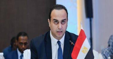 أحمد السبكي مدير مشروع التأمين الصحى