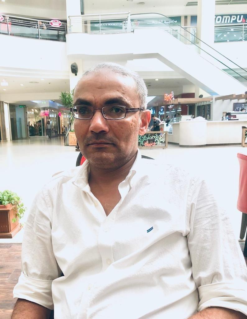 أيمن عبد الفضيل، المدير التنفيذي لشركة ريف فوود
