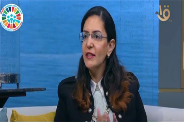 الدكتورة أميرة تواضروس