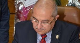 الدكتور طارق الجمال، رئيس جامعة أسيوط