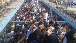 الزيادة السكانية في مصر