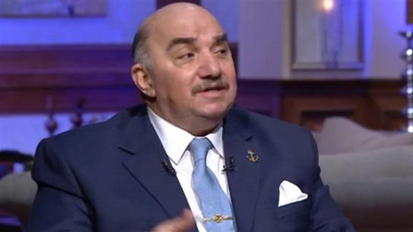 اللواء بحري محفوظ مرزوق، مدير الكلية البحرية الأسبق