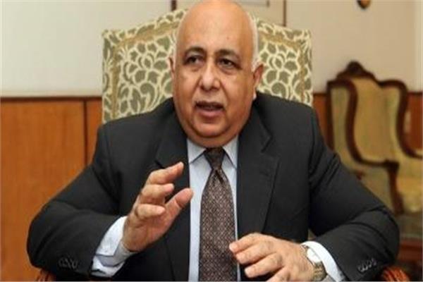 اللواء طيار هشام الحلبي، مستشار أكاديمية ناصر العسكرية العليا،