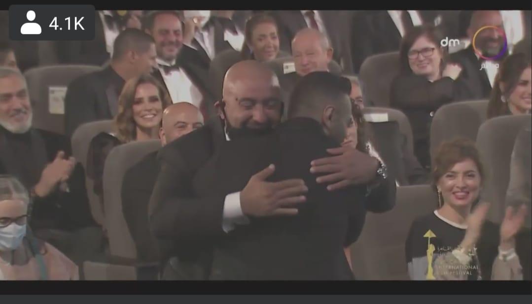 تامر حسني وأحمد السقا