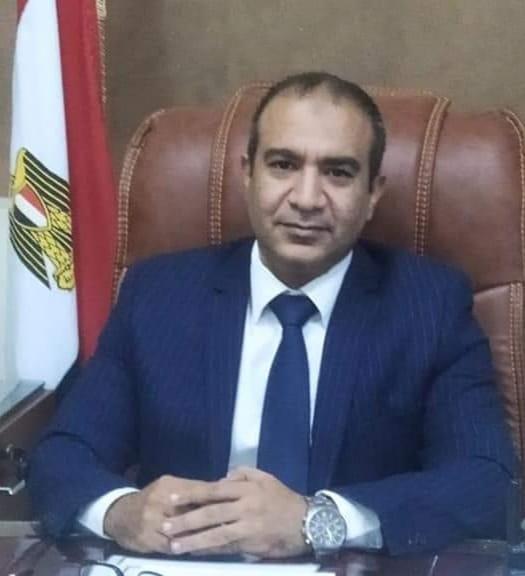 رئيس مدينة المنيا