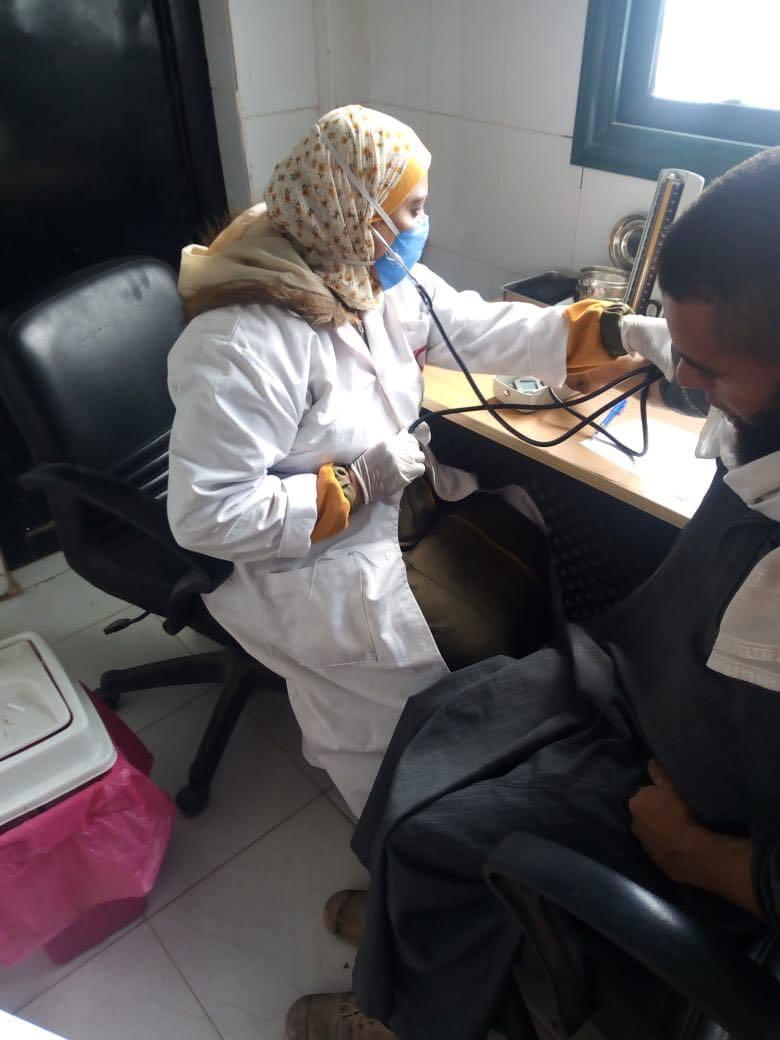 صحة المنيا تغلق متشات خاصة صحية