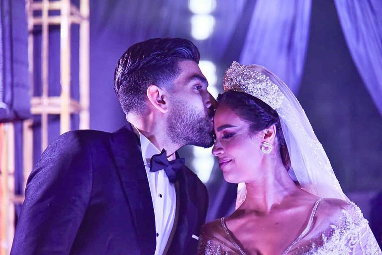زفاف رنا سماحة