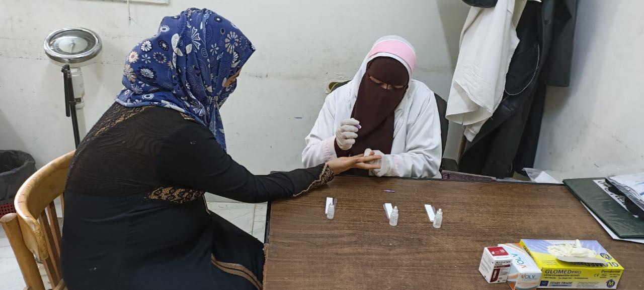 مبادرة صحة الام بالمنيا