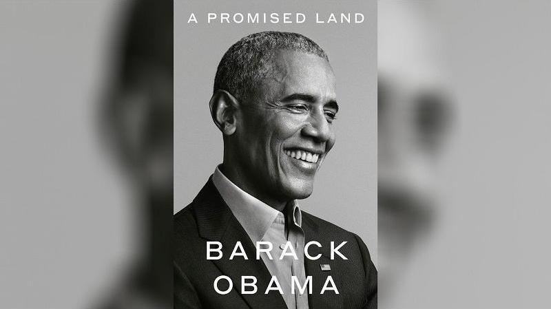 كتاب أوباما الجديد
