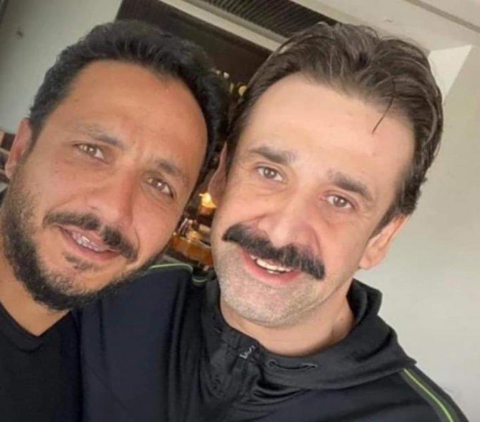 بيتر ميمي و كريم عبد العزيز