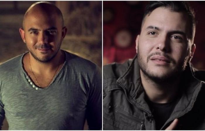 محمود العسيلي وأمير عيد