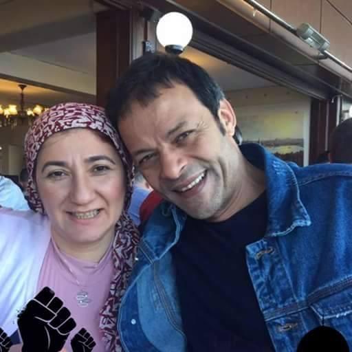 زوجة الإخواني الهارب هشام عبدالله